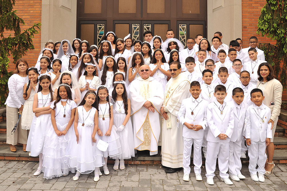 First Holy Communion 2016 St Therese Paterson Paterson Nj